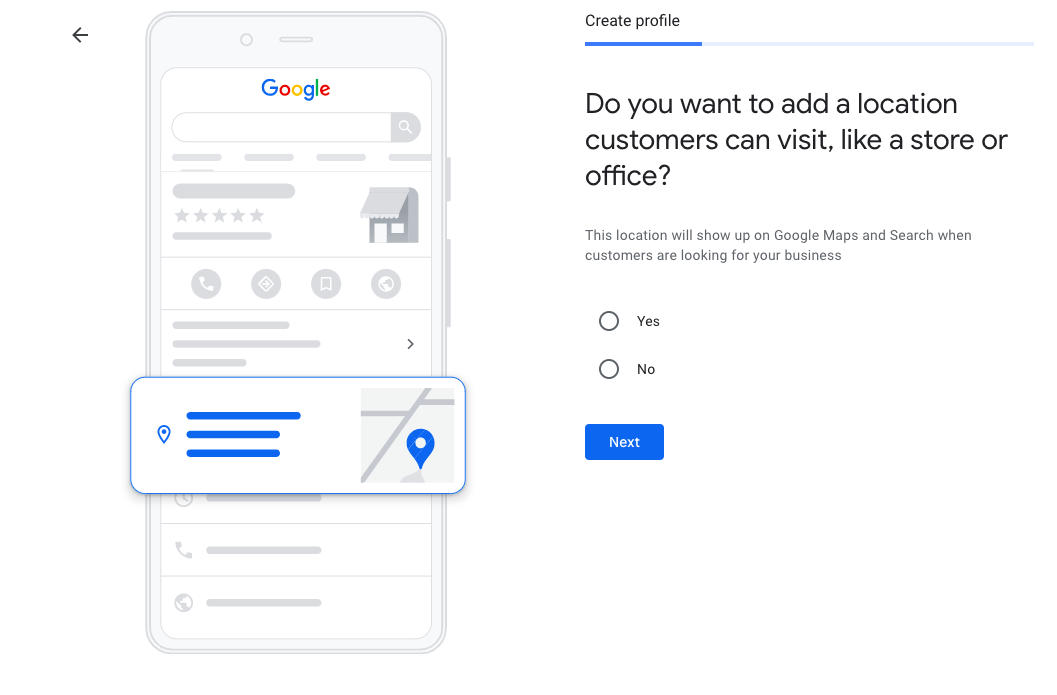 If you have physical location customers can visit, add it to Google Maps.
