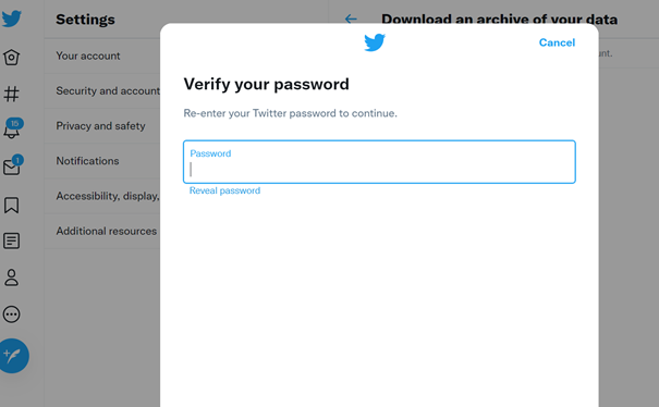 Make sure that you enter your password correctly