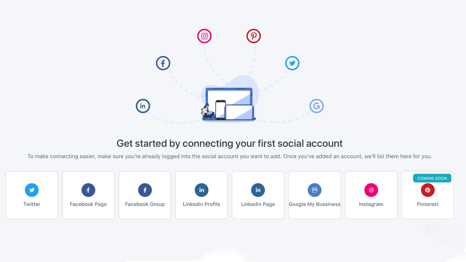 Circleboom's Social Media Publisher, Circleboom Publish is one of the best all-in-one social media management tools that help you schedule your posts for many social media platforms.