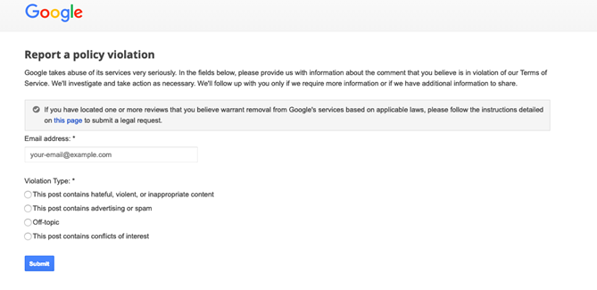 For more details on removing content from Google besides how to delete a google review, you can look here.