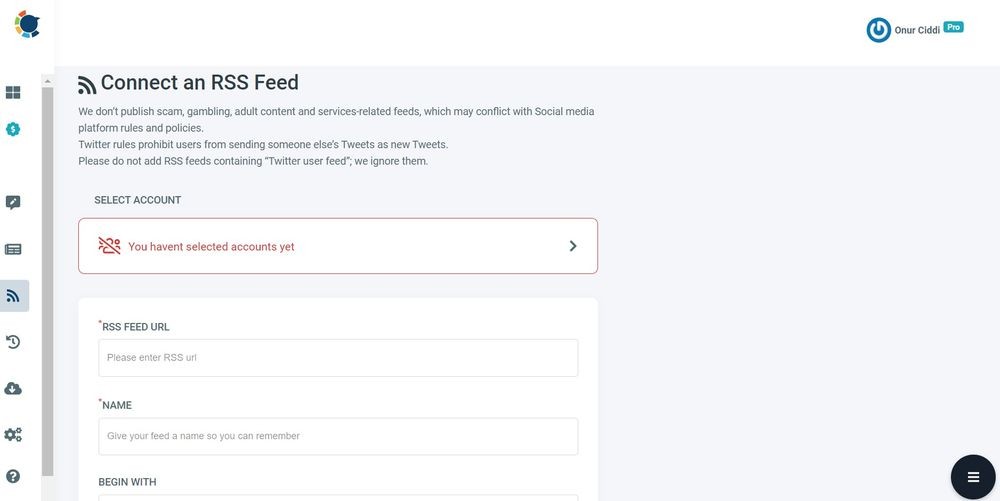 Why not automate your website RSS feeds or other related feeds to post to Google My Business?