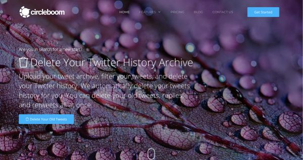 How to delete your Twitter Archive/History